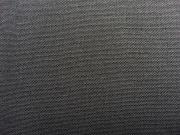 RESTSTÜCK 25 cm Canvas Stoff kohlegrau