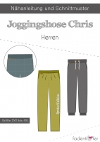 Schnittmuster Jogginghose Chris Herren Fadenkäfer