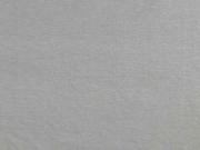 Leinenlook T-Shirtstoff uni, grau