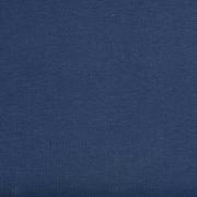 Sweatstoff angeraut uni, marineblau
