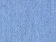 Leichter Jeansstoff uni, hellblau B-Ware