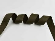 Gurtband 3 cm Polypropylen, khaki