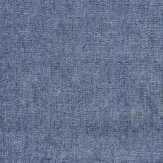 Baumwoll-Jeansstoff ohne Stretch, dunkelblau