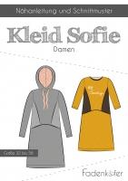Schnittmuster Kleid Sofie Damen Fadenkäfer