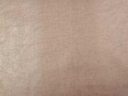 RESTSTÜCK 45 cm Lederimitat Kunstleder glatt, rose gold