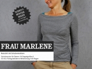 FrauMarlene Damenshirt Schnittmuster