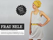 Schnittmuster Trägerkleid Frau Nele Studio Schnittreif