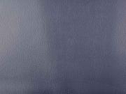 Kunstleder geprägte Optik, dunkelblau