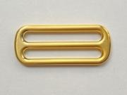 Schieber 40 mm, gold