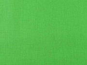 Baumwollstoff uni, grün