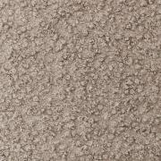 Boucle Stoff Schafslöckchen elastisch, hellbraun