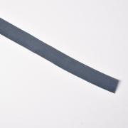 Falzband elastisch matt 20 mm, grau