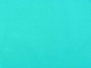 RESTSTÜCK 67 cm Softshell Stoff Sports elastisch uni, aquamarin