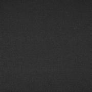 Baumwoll Twill Trenchcoat Stoff Stretch, schwarz