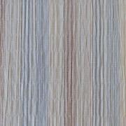 Baumwollstoff Streifen, jeansblau beige braun