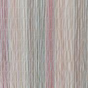 Baumwollstoff Streifen, cremeweiß rosa beige