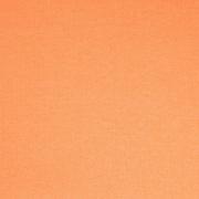 Bündchenstoff Meterware Glattstrick meliert, neonorange