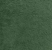 Handtuch Frottee Stoff uni, jägergrün