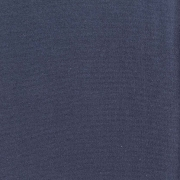 Bündchenstoff Meterware Glattstrick uni, dunkelblau