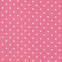 Baumwollstoff kleine Punkte beschichtet Petite Dots, weiß altrosa