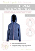 Lillesol Woman No. 21 Softshelljacke Schnittmuster