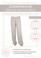 Lillesol Woman No.7 Sommerhose Schnittmuster