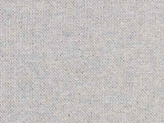 Dekostoff Silber Metallic Glitzer uni meliert, hellgrau