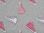 Jersey Turnschuhe Sneaker Stenzo, altrosa