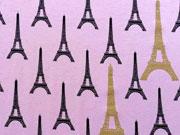 Jersey Glamorous Paris, altrosa