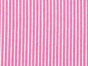 leichter Jeans Streifen, rosa