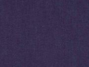 Elastischer Jeansstoff intensives dunkelblau