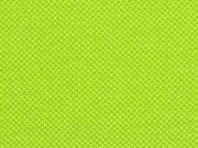Piqué T-Shirt Stoff Baumwolle uni, hellgrün