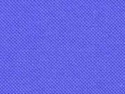 Piqué T-Shirt Stoff Baumwolle uni, kobalt