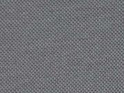 RESTSTÜCK 70 cm Piqué T-Shirt Stoff Baumwolle uni, dunkelgrau