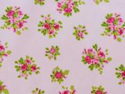 beschichtete BW Rosen Bouquet, rosa