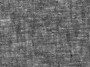 RESTSTÜCK 92cm Leinen uni (Kombi zu Streifen), schwarz