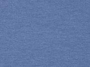 RESTSTÜCK 48 cm Jersey uni, jeansblau,