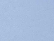 kräftiges Lederimitat uni, hellblau