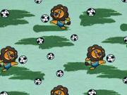 Jersey Fußball Löwen, hellgrün