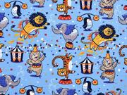 Jersey Zirkus  hellblau