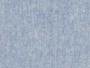 Dekostoff hellblau meliert