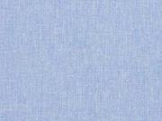 Softshell Stoff meliert, hellblau