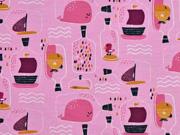 Jersey Flaschenpost, rosa