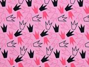 Jersey Kronen, rosa