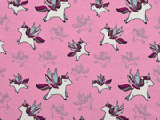 Jersey Einhörner, rosa