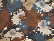 Jersey Camouflage, braun