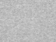 Lambskin Fleece uni, hellgrau meliert