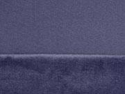Sweat Alpenfleece uni, dunkelblau