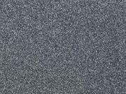 Glitzerjersey, schwarz silber metallic