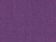 RESTSTÜCK 37 cm festerer Canvas Stoff, lila